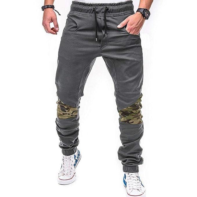 Pantalones casuales Moda para hombres Deportes Conjuntos ...