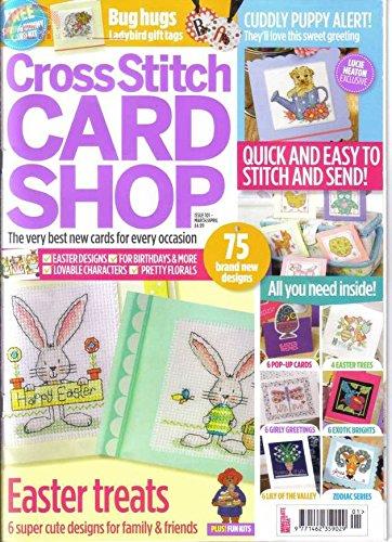 Cross Stitch Card Shop (March/April ()