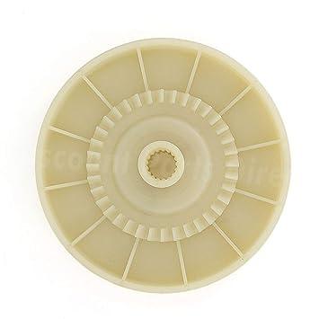 W10006356 W10006352 W10006354 - Polea para lavadora: Amazon.es ...