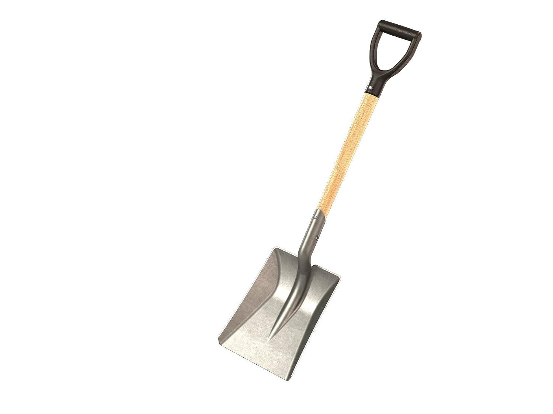 Bon28-100 Aluminum Square Shovel with 27-Inch D Handle