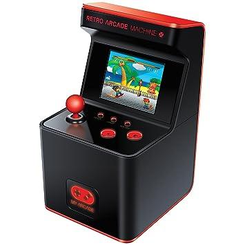 Amazon.com: DreamGEAR Mini Portable Retro Arcade Machine With 300 ...