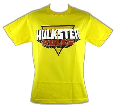 hulk hogan rules t shirt