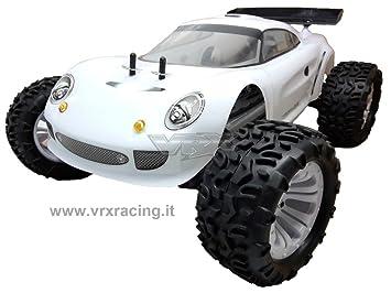 rangster 1/10 Nueva radio 2.4 ghz Motor eléctrico RC-550 Turbo Speed RTR 4 WD VRX: Amazon.es: Juguetes y juegos