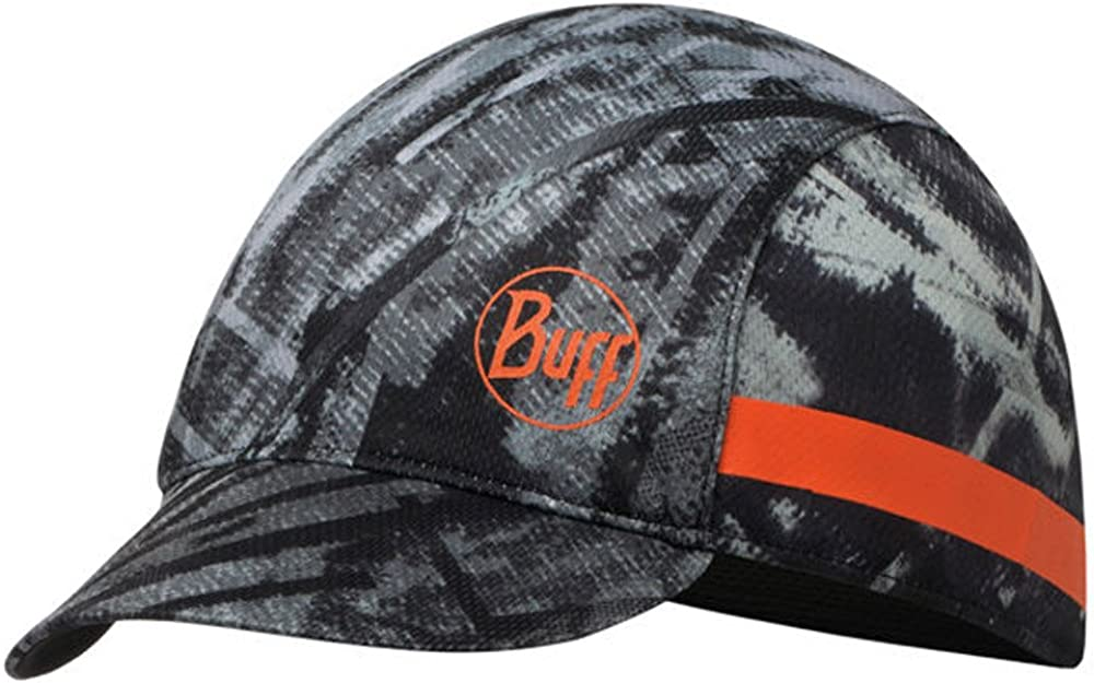 Buff Pack Run Cap One Size City Jungle Grey