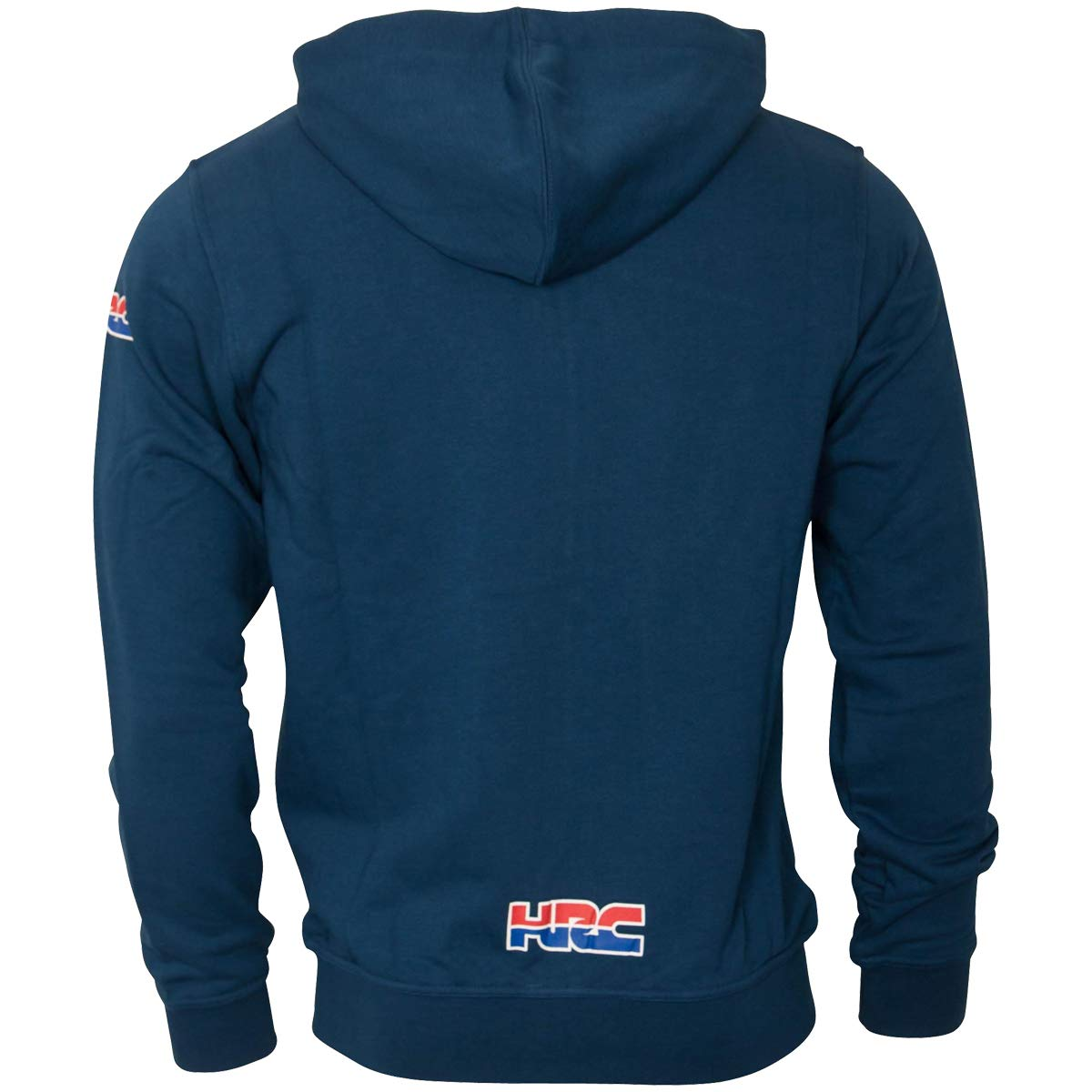 G/én/érique Honda HRC Moto GP Team Wings Bleu Sweat /à Capuche Officiel Nouveau
