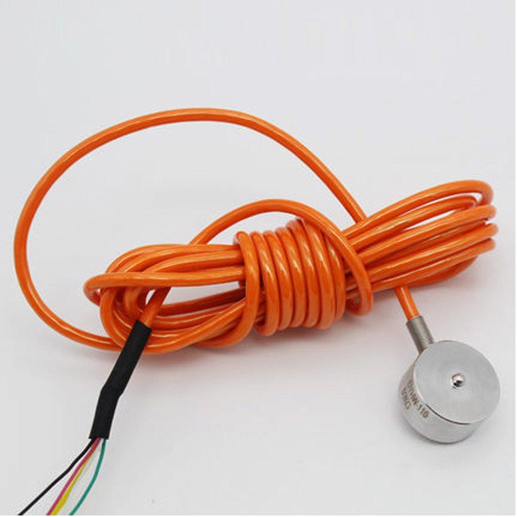 Sensore di forza di compressione DYHW-116 Mini Capacit/à di carico di 5 kg Cella di carico applicabile al sensore di misurazione della forza del robot di piccolo spazio