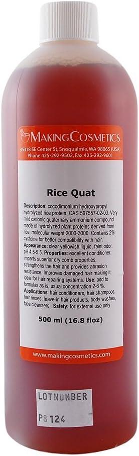 Arroz Quat – 16,8 ml/500 ml: Amazon.es: Belleza