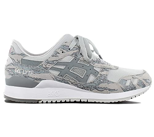 Asics Tiger x Atmos x Solebox Gel Lyte III Gris Chaussures