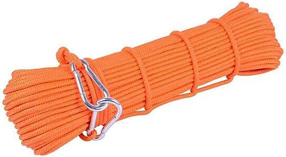 6mm escalada al aire libre cuerda de seguridad del equipo ...