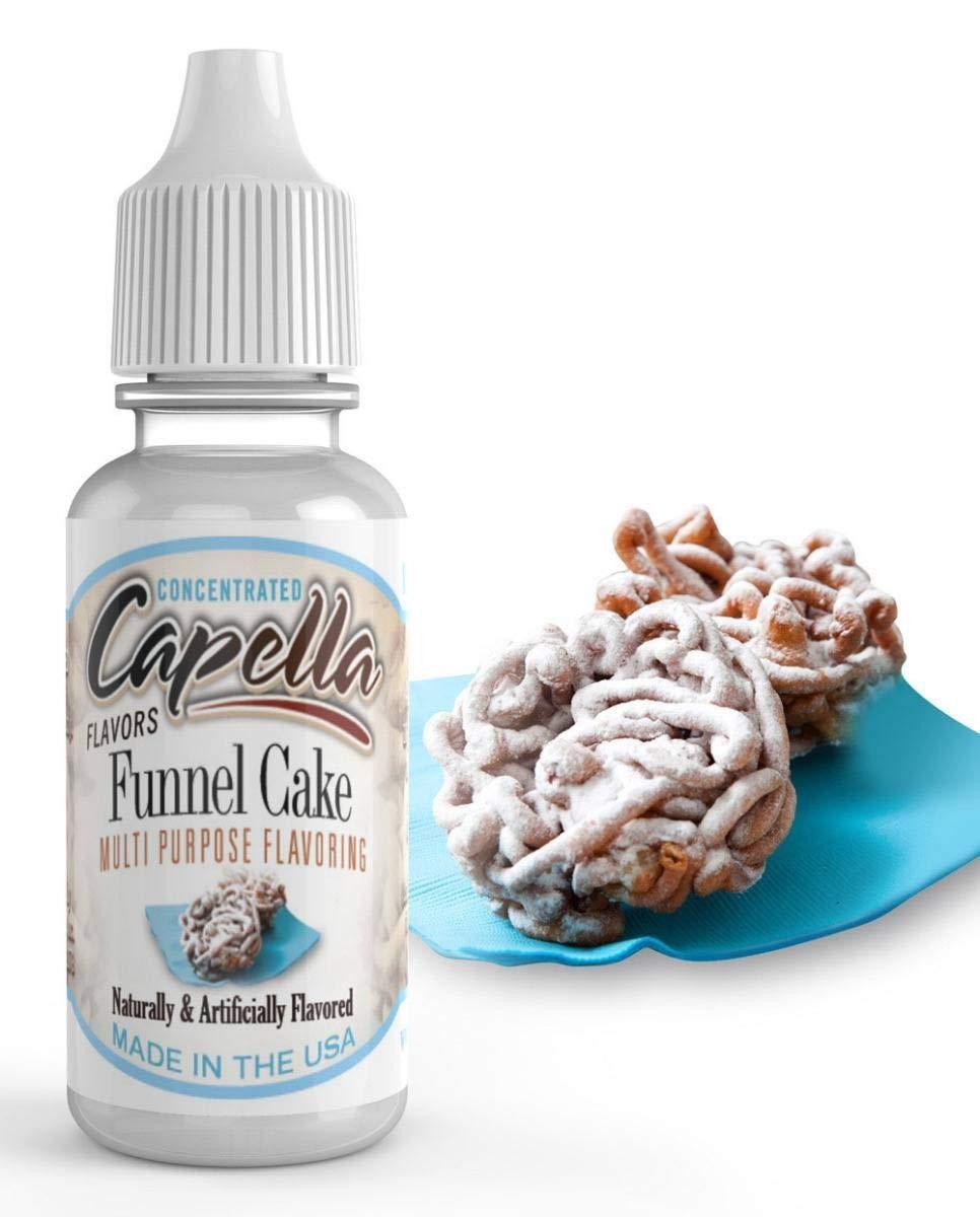 Capella Flavor Drops Funnel Cake Concentrate 13ml bottle