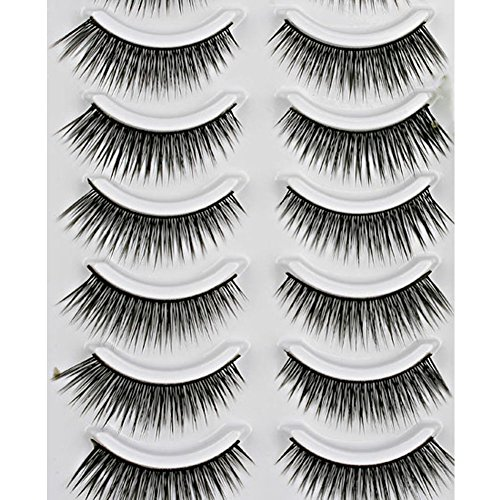 CCbeauty Reusable Eyelashes Makeup Cosmetic product image