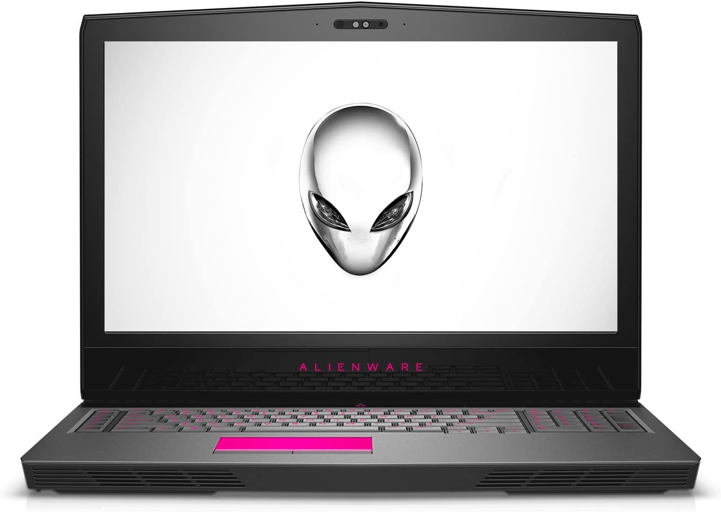 "Alienware 17 R4 17.3"" Full HD Gaming Laptop, 7th Gen. Intel Core i7-7700HQ Processor, 16GB Memory, 256GB SSD + 1TB Hard Drive, 8GB NVIDIA GeForce GTX 1070, Windows 10"