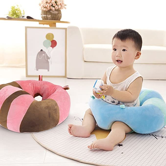 Baby Support Seat Keep Sitting Posture Comfortable for 0-12 Months Baby