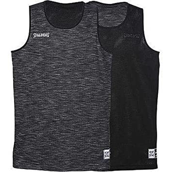 Spalding Street Tank Camiseta Reversible de Baloncesto ...