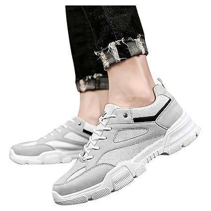 Zapatillas Hombres Deporte Running Sneakers Zapatos para ...