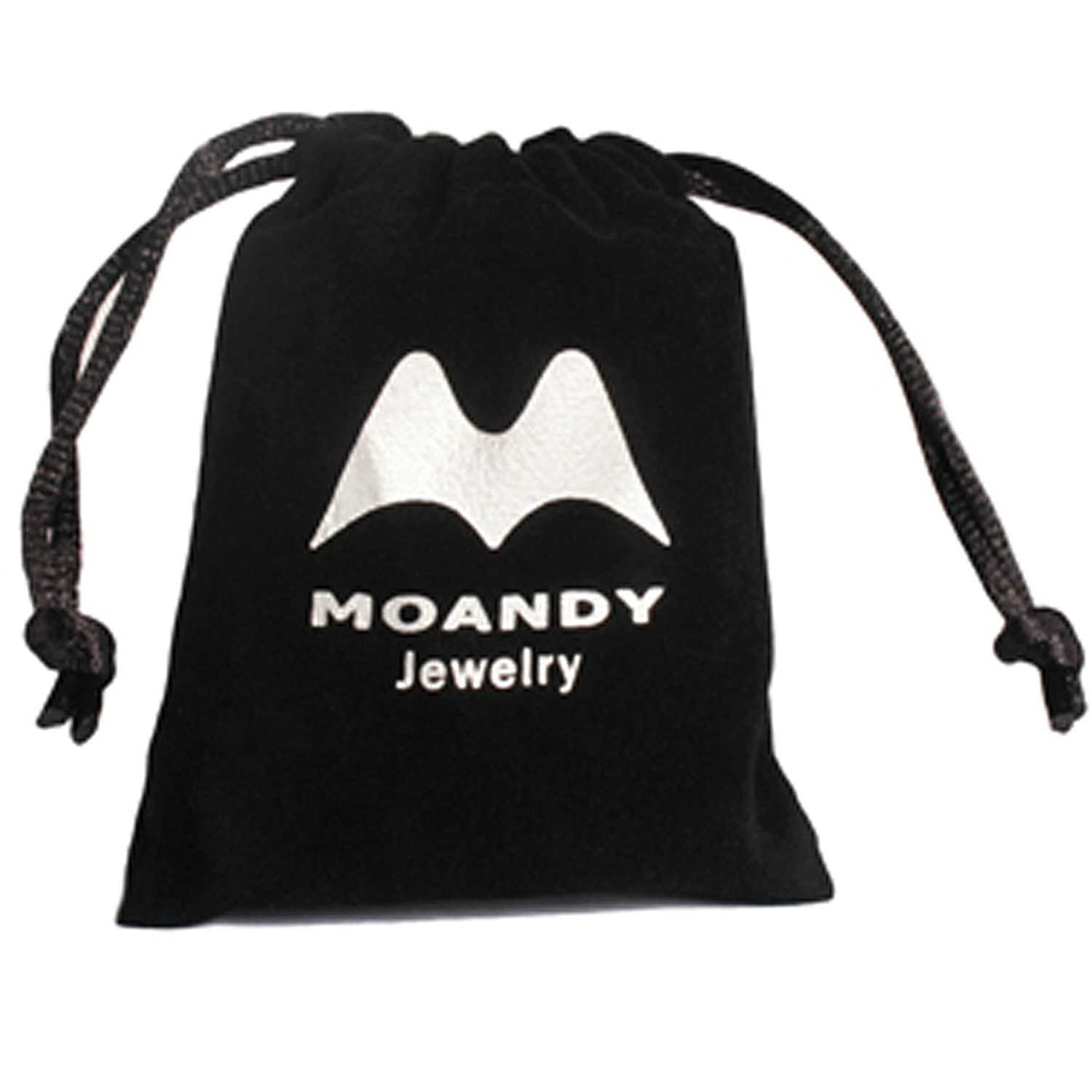 MoAndy S925 Silver Necklaces for Women Heart Hang The Stars Rose Gold Chain Length/£/º41+5CM