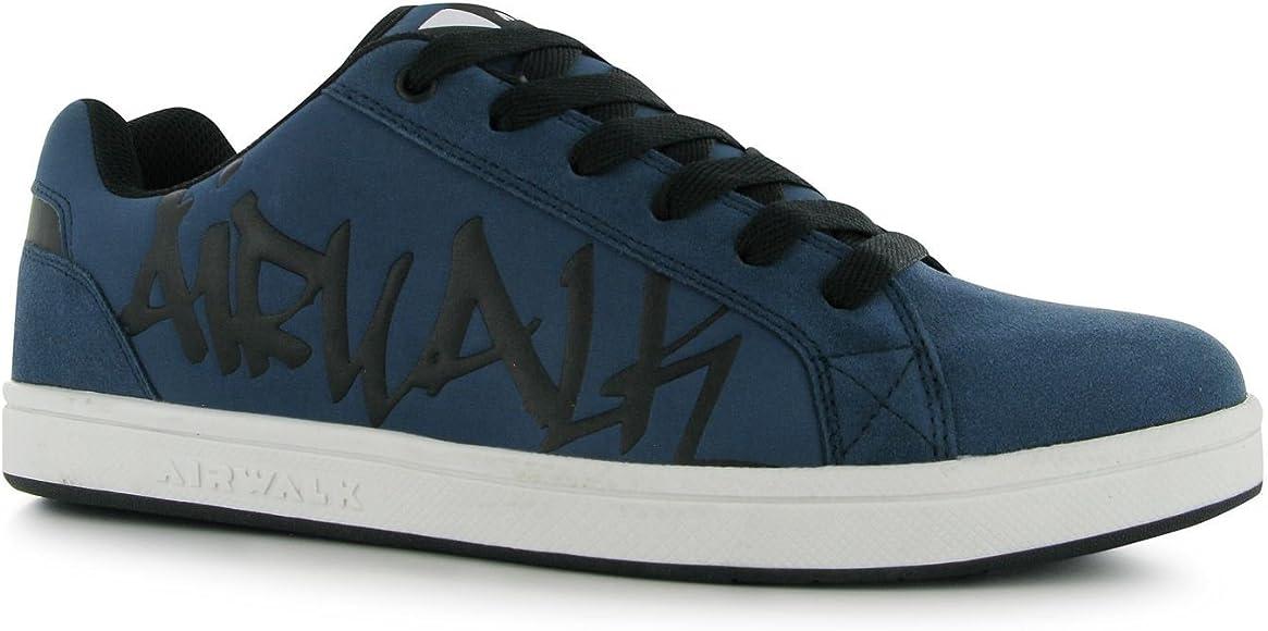 Airwalk Neptune Skate Shoes Mens Navy
