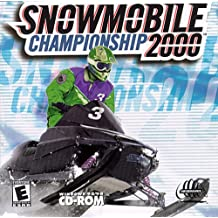 Snowmobile Championship (Jewel Case) - PC