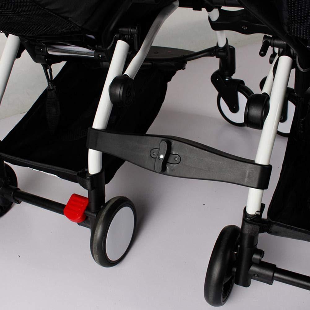 perfecthome Accessoires de Connexion de Poussette jumelle connecteur de Poussette pour b/éb/é adapt/é /à la Poussette Yoyo//Aiqi//Yoya//Kidd//VOVO
