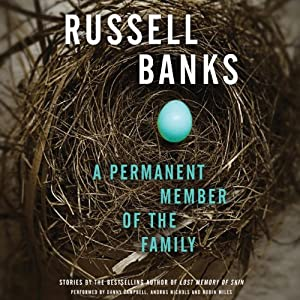 A Permanent Member of the Family Audiobook