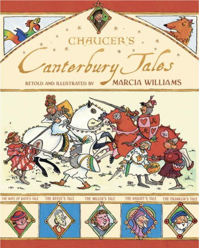 Chaucer's Canterbury Tales ebook
