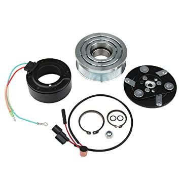 Amazon.com: CarBole AC Compressor Clutch Kit Honda CIVIC 1.8 L 2006 2007 2008 2009 2010 2011: Automotive