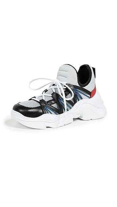 a78f2d58417 Amazon.com  SCHUTZ Women s Multicolor Sneakers  Shoes