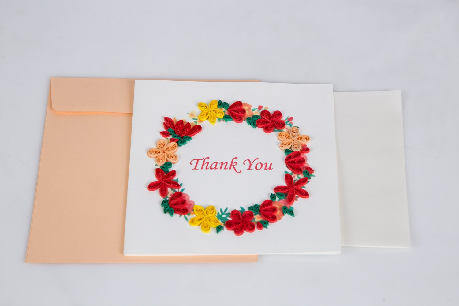 Amazon Miniwings Handmade Paper Quilling Cards Greeting Cards