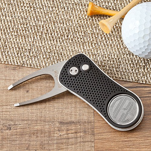 (Personalized Golf Divot Tool)
