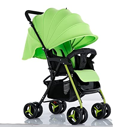 Baby Trolley Alto Paisaje Se Puede Mentir Ultra-ligero Portátil ...