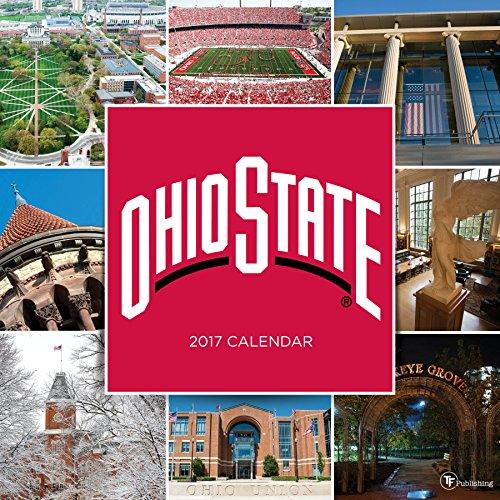 (2017 Ohio State University Wall Calendar)