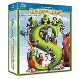 Shrek The Whole Story Quadrilogy