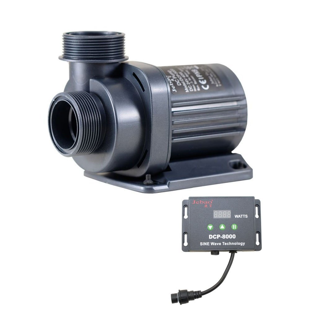 DCP-8000 Jebao DCP-8000 DCP Sine Wave Water Return Pump