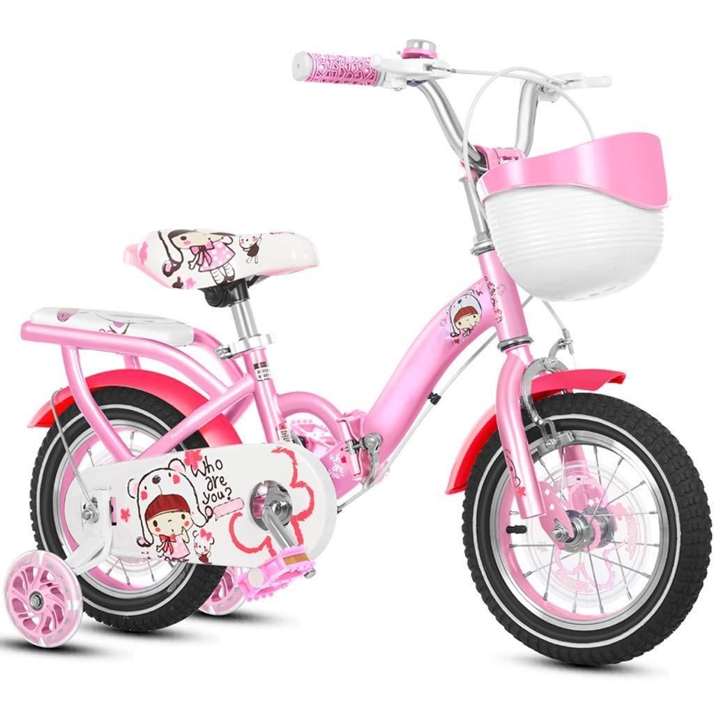 marca HYCy Bicicleta Infantil Bicicleta Infantil Bicicleta Infantil Bicicleta Bicicleta Bicicleta Plegable 3-6-7 años Bicicleta 12in  mejor precio
