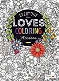 warehouse deals by amazon - Bendon 48673 Flowers Advanced Coloring Book