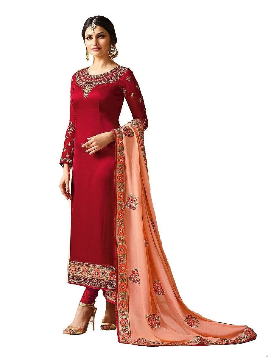 Delisa Indian/Pakistani Fashion Salwar Kameez for Women 02