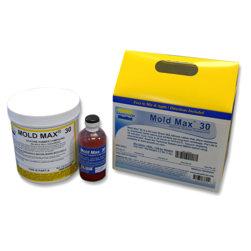 Mold Max 30 - Trial Size Unit Smooth-On 4336899338