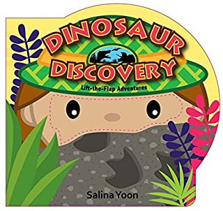 Book Cover: Dinosaur Discovery