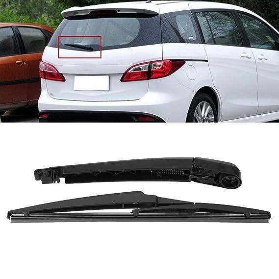 Limpiaparabrisas - 1 juego de cuchilla del parabrisas del parabrisas trasero del automóvil para Mazda5 6 C235-67-421A.: Amazon.es: Coche y moto