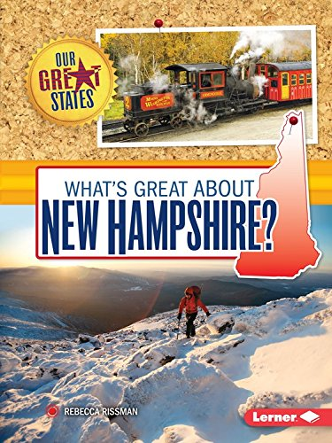 What's Great about New Hampshire? (Our Great - Concord Map New Hampshire Of