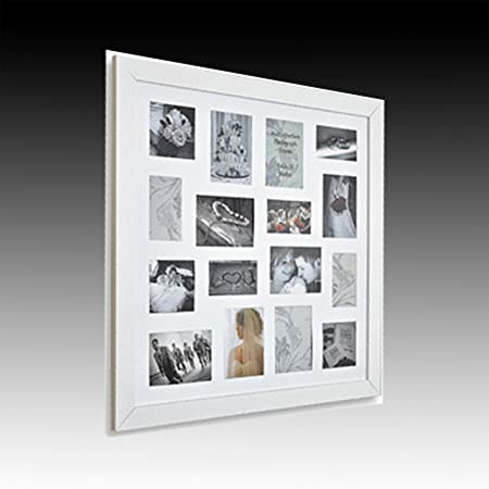 Pictures Direct Large Square Bevel Cut Mount Multi Aperture Photo