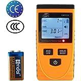 KETOTEK Electromagnético Probador de radiación Detectores Digital Medidor de campo eléctrico Probador de campo magnético EMF