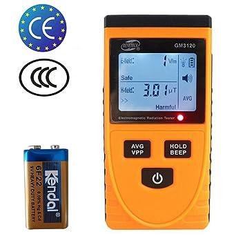 KETOTEK Electromagnético Probador de radiación Detectores ...