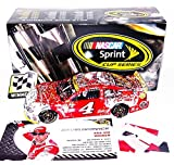 AUTOGRAPHED 2015 Kevin Harvick #4 Budweiser Racing DOVER WIN (AAA 400) Raced Version with Victory Lane Confetti Signed Lionel 1/24 NASCAR Collectible Diecast Car with COA (#432 of only 781 produced!)