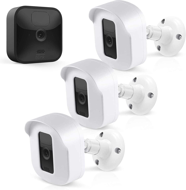 LUXACURY Security Outdoor Wandhalterung f/ür Blink XT Kamerahalterung Schutzh/ülle Diebstahlschutz Wetterfeste Schutzh/ülle Schutzh/ülle Cover Guard f/ür Blink XT Home Security Camera System