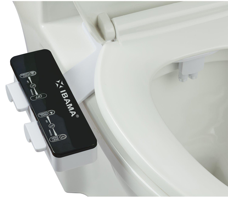 IBAMA Bidés, Boquilla de Autolimpieza - Accesorio de WC de Bidé Mecánico no Eléctrico de Agua Dulce (Nuevo-02) Boquilla de Autolimpieza - Accesorio de WC de Bidé Mecánico no Eléctrico de Agua Dulce (Nuevo-02)