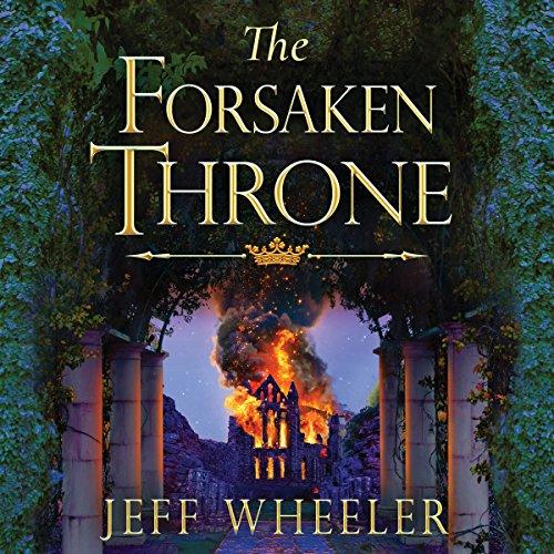 The Forsaken Throne: The Kingfountain Series, Book 6 cover