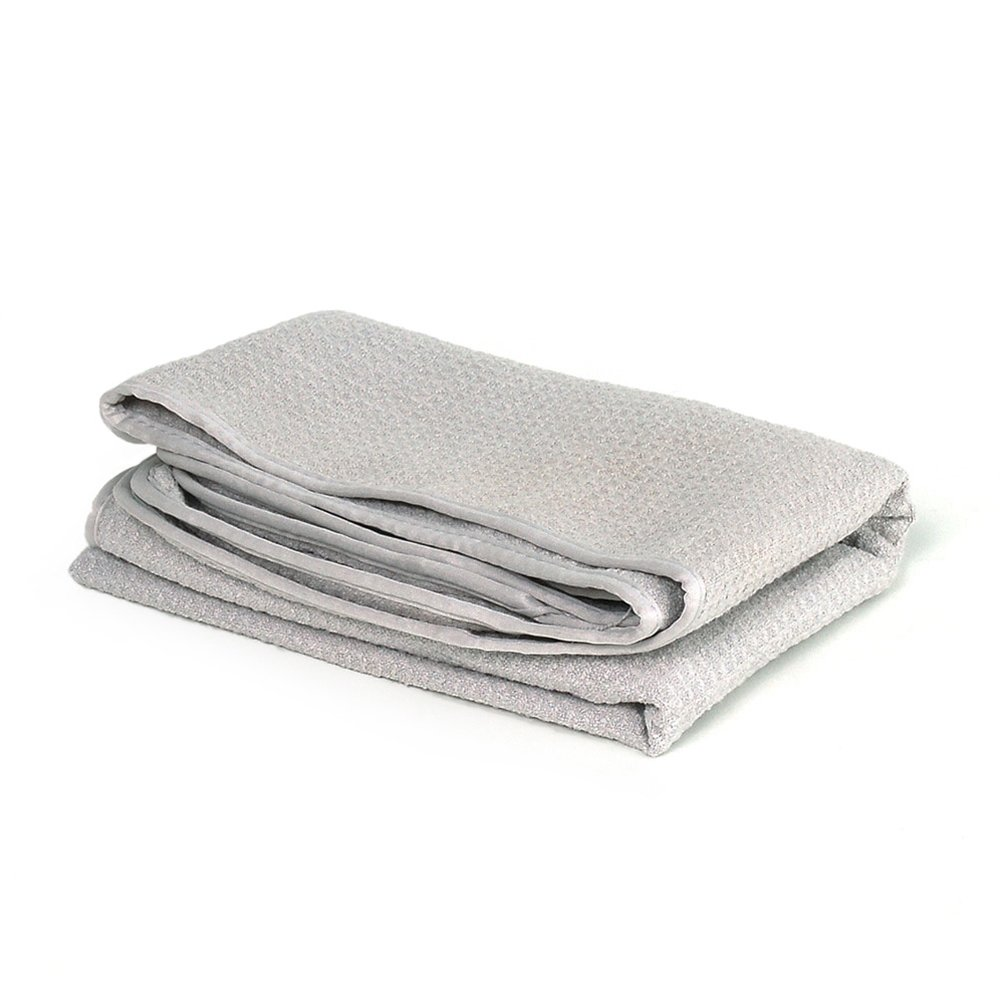 West Coast Corvette // Camaro Waffle Weave Microfiber Drying Towel 25 x 36 Waffle Weave Pocket Drying Towel 2 Pack