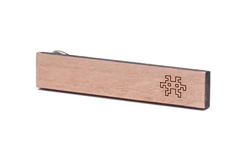 Space Invaders, de madera de corbata Tie Bar: Amazon.es: Joyería