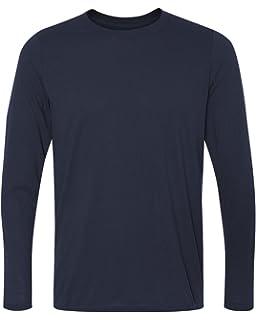 b1a175ca60d1 Gildan 42400L Ladies core performance long sleeve t-shirt at Amazon ...